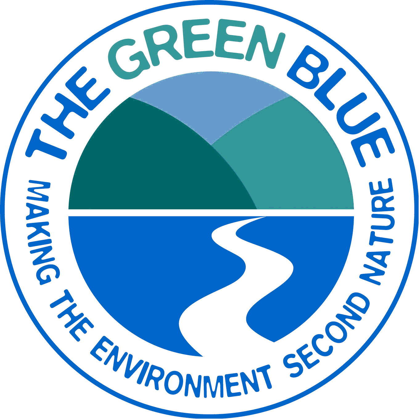 Green Blue logo and link to Green Blue website